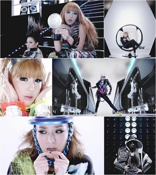 "2NE1「I AM THE BEST」がYouTube再生数1億回を突破""相変わらずの人気"""