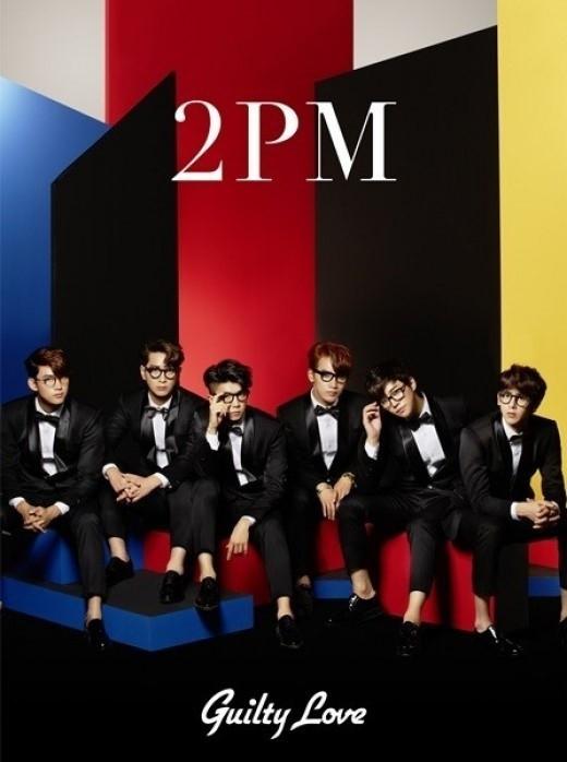2PM、日本9thシングル「Guilty Love」がオリコンデイリーランキング1位に!
