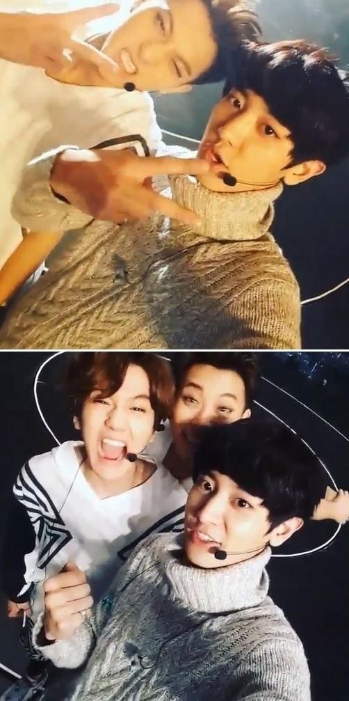 EXO チャンヨル&タオ&ベクヒョン「東京ファイト!」リハーサル中の映像が話題