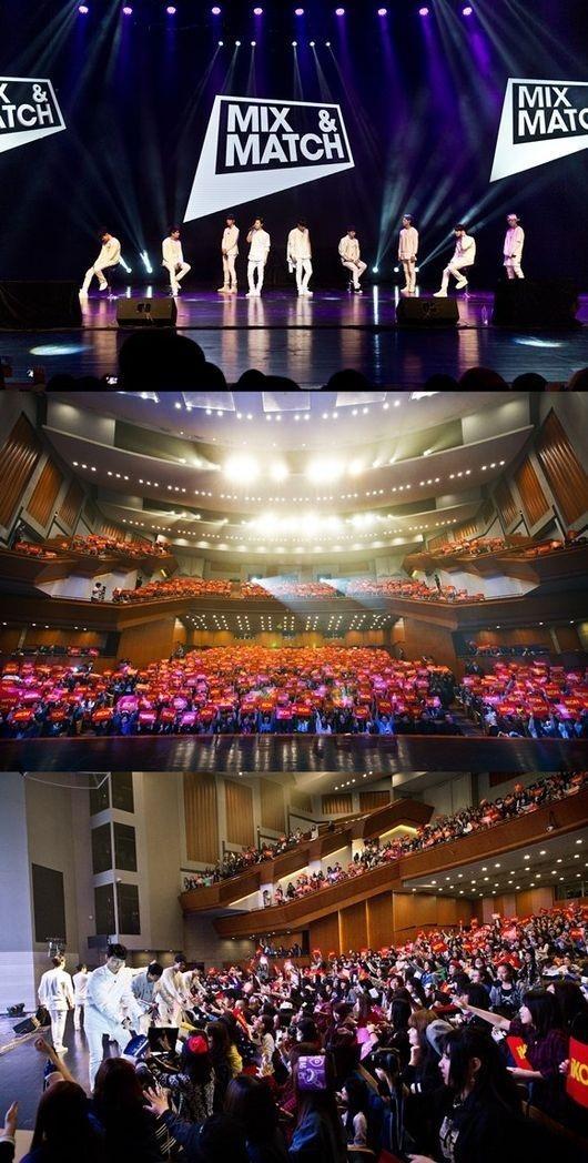 「MIX&MATCH」北京ファンミーティング大盛況!6万人ものファンが応募