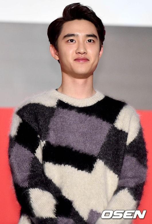 EXO ディオ出席の映画イベントで騒動…ファンが記者のふりをして潜入