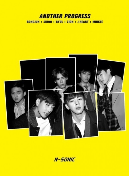N-SONIC、8ヶ月ぶりにカムバック!タイトル曲「Black Out」の音源を24日に公開