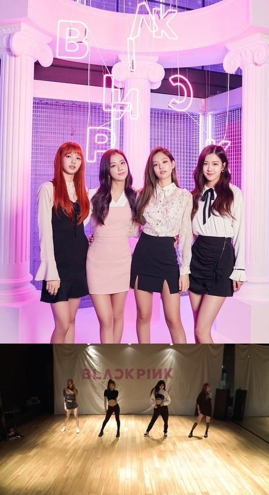 BLACKPINK、新曲「最後のように」振付練習映像を先行公開\u2026番組での初披露前に異例のプロモーション , MUSIC ,  韓流・韓国芸能ニュースはKstyle