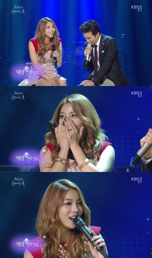 Ailee、大ファンであるBIGBANGのSOLとデュエットを約束