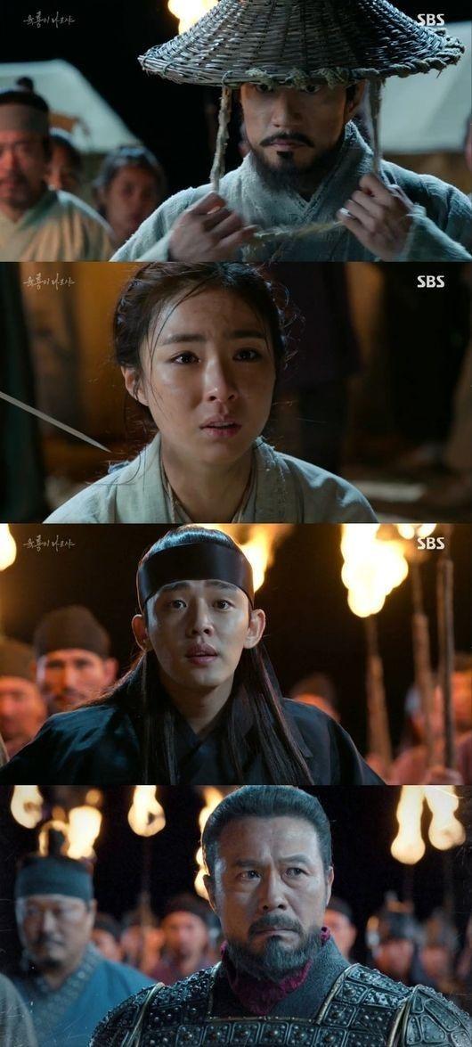 「六龍が飛ぶ」ついにキム・ミョンミンが登場…ユ・アイン&チョン・ホジンの前に姿を現す