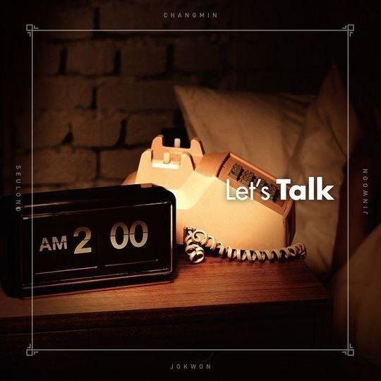 2AM、3rdフルアルバム「Let's Talk」のスポイラームービーを公開!