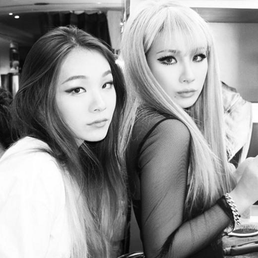 2NE1のCL、実妹を公開…美しくな...