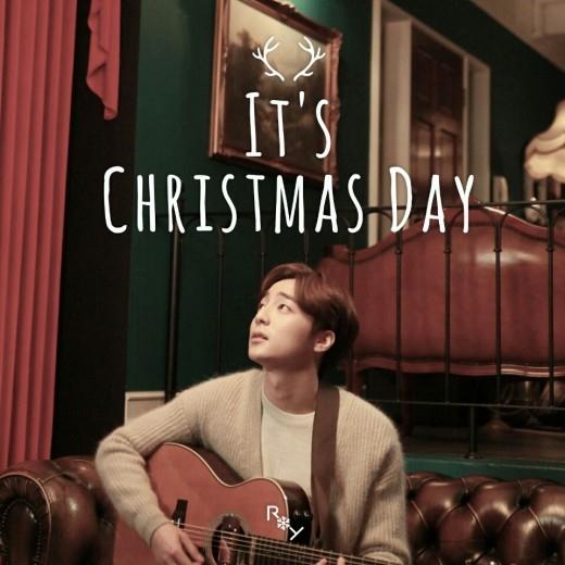 ロイ・キム、温かい告白ソング「It's Christmas Day」本日(19日)リリース