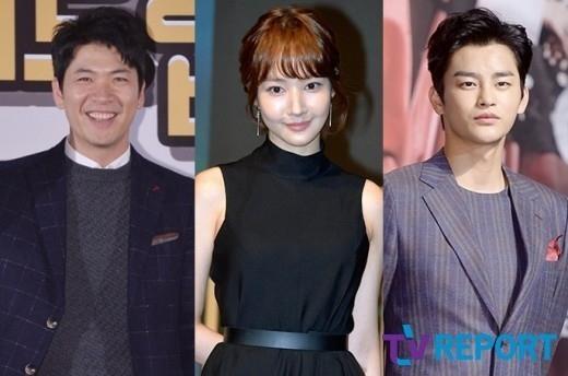 キム・サンギョン、パク・ミニョン、ソ・イングク「KBS演技大賞」MCに確定!