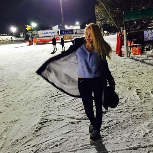 少女時代 ヒョヨン、夜間スキーにハイテンション?楽しそうな近況を公開