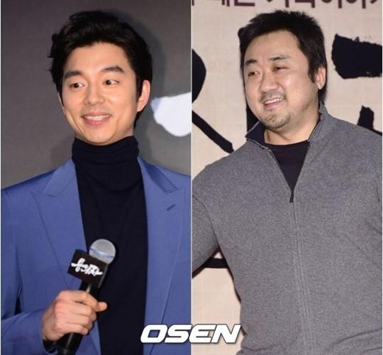 コン・ユ&マ・ドンソク、映画「釜山行き」出演を確定…今月中にクランクイン