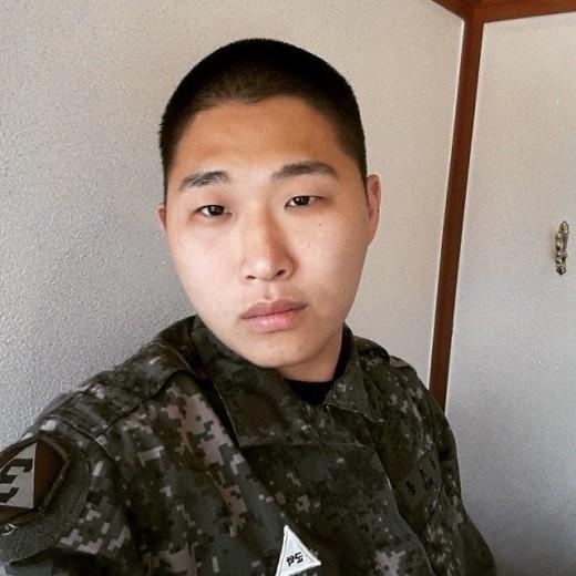 軍生活を11ヶ月残して除隊、自身...