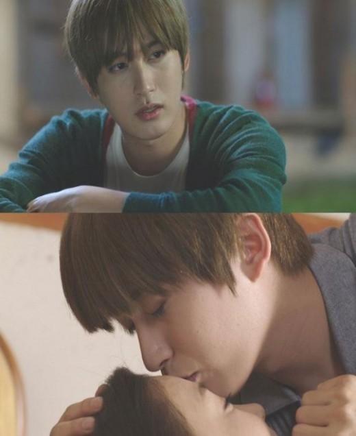 「いったい何事だ」Block B ジェヒョ、ロマンチックなキスシーン