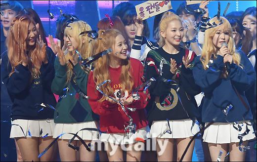 Red Velvet「プレッシャーがあり、1位になったあとは自然に涙が出た」