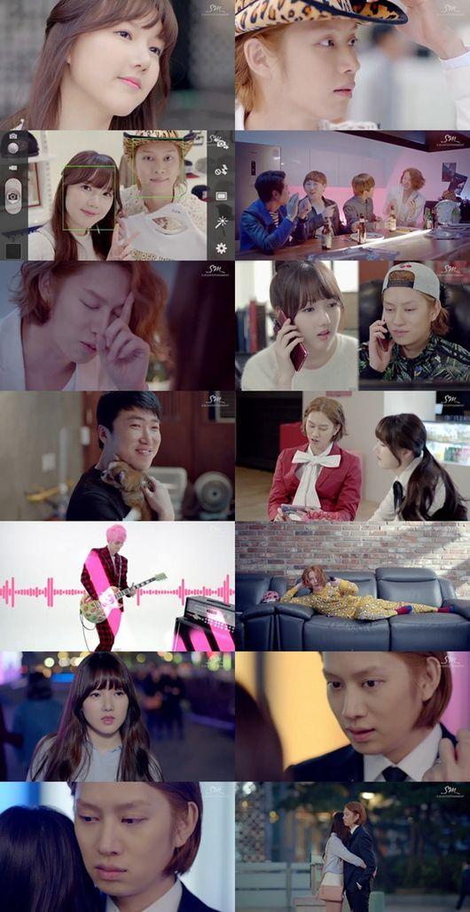 """""""恋がしたい""""と叫ぶSUPER JUNIOR ヒチョルの悩み…M&D、新曲「I Wish」のMV公開!"""