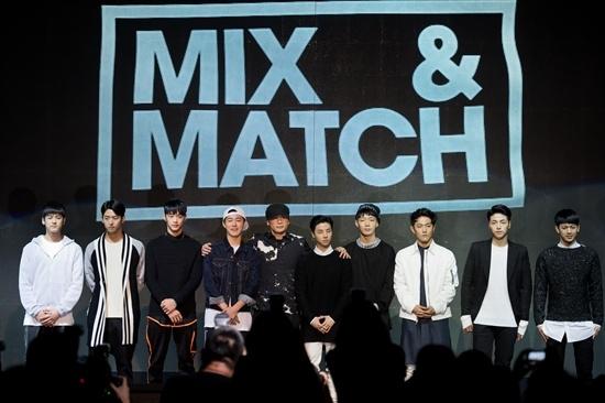 """「MIX&MATCH」はWIN Bチームのための""""最高のデビュープラン"""""""
