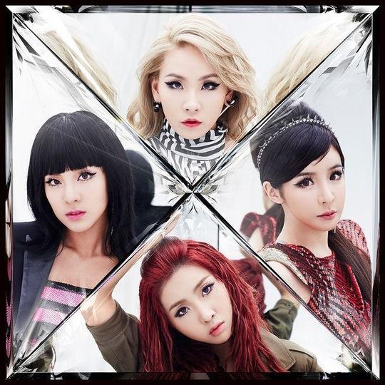 2NE1の「CRUSH」米ビルボードが選んだ「2014年 K-POPベストアルバム」1位に輝く!
