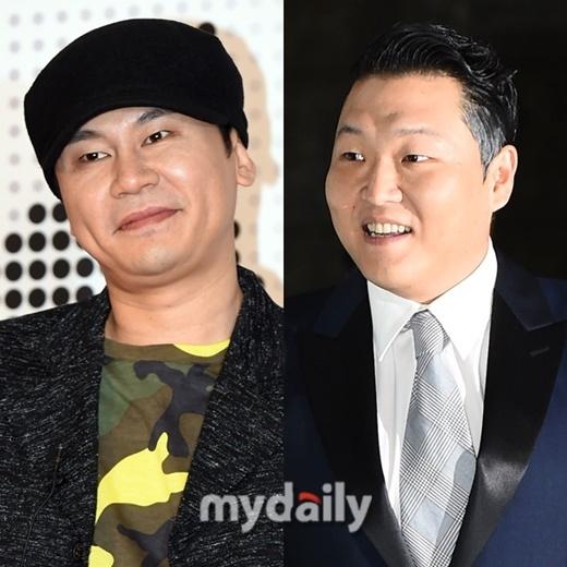 YGヤン・ヒョンソク代表、PSYの建物論争に自ら乗り出す「責任を持って仲裁する」