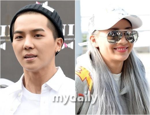 2NE1のCL&WINNER ソン・ミンホに熱愛説…ホテルで撮られた?YGがコメント「とんでもない話だ」