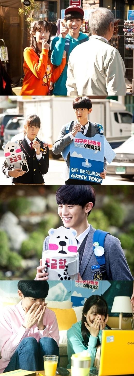 「チャンス商会」EXO チャンヨル&ムン・ガヨン、10代のフレッシュな恋愛方法を伝授