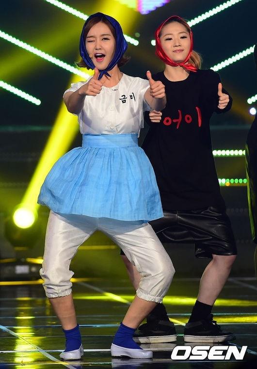 CRAYON POP グンミ、ウェブドラマ「6人部屋」で演技初挑戦!ワンピース姿で制作発表会に登場