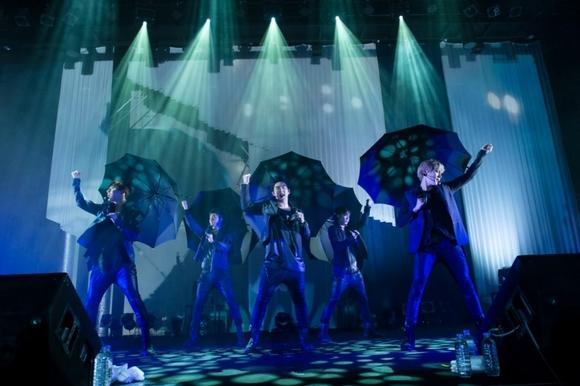 NU'EST、初の6大都市全国ツアーにて新曲初披露!さらに主演映画が始動