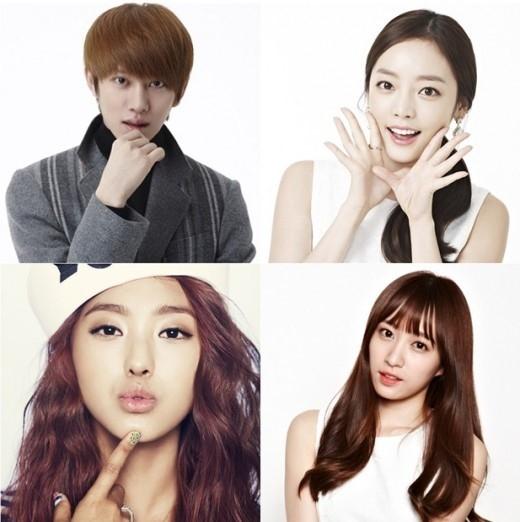 SUPER JUNIOR ヒチョルからKARA ハラまで、アイドル4人が「A Style For You」のMCに抜擢!