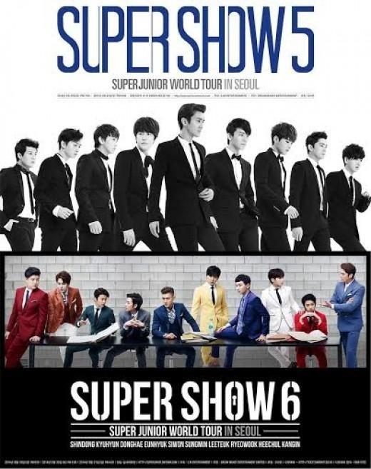 「SUPER SHOW」の感動をもう一度…SUPER JUNIOR、デビュー10周年を記念してライブアルバムを発売