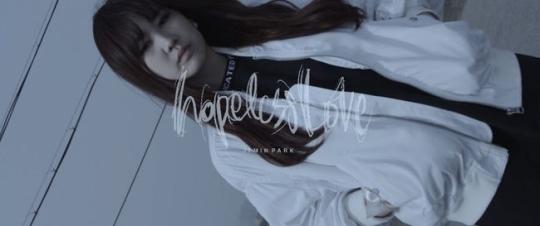 パク・ジミン、好奇心を刺激する1stソロシングル「Hopeless Love」予告映像を公開