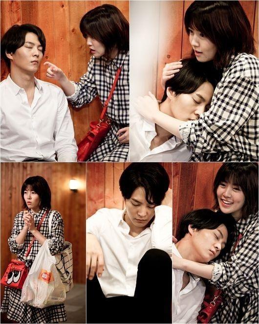 チュウォンを抱きしめるシム・ウンギョン…韓国版「のだめ」初の出会いの現場を公開