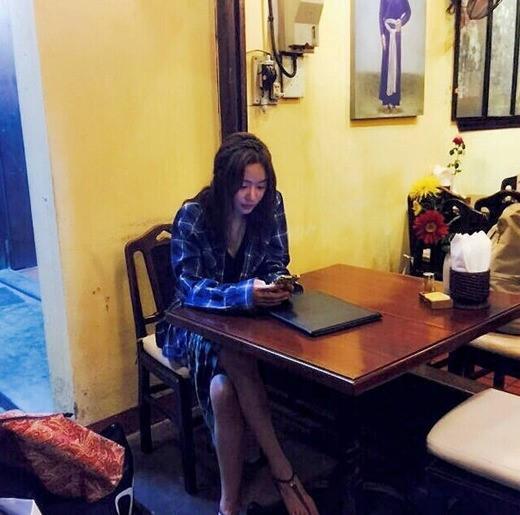 キム・アジュン、Instagram開始!ベトナムでのひと時を公開