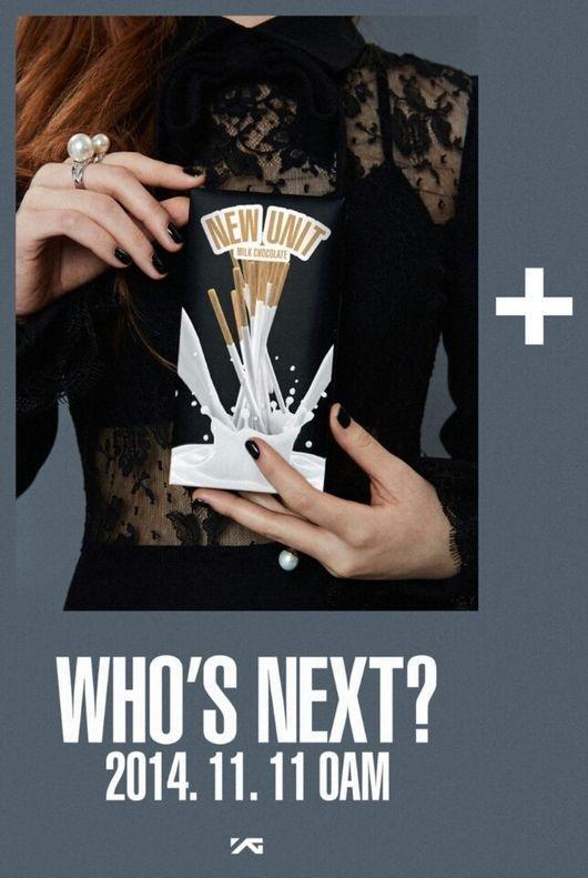 "YGの次のカムバック歌手は誰?ロングヘアの女性の姿が盛り込まれた予告写真…""NEW UNIT"""