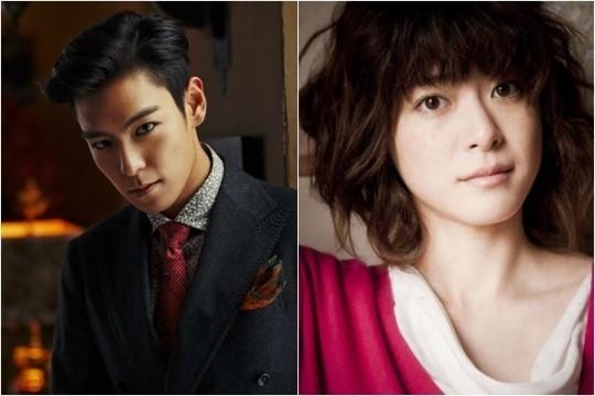 BIGBANGのT.O.Pと上野樹里、ドラマで共演!韓国男性×日本女性のラブストーリー