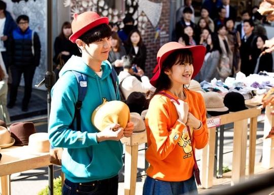 EXO チャンヨル&ムン・ガヨン「チャンス商会」に続きウェブドラマで再び共演