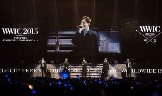 WINNER、夢のような特別な時間…韓国で初のファンミーティング「WWIC」1万人のファンが熱狂(総合)