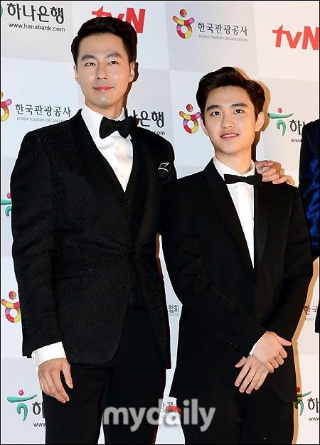 チョ・インソン、EXOの東京コンサートを観覧…ドラマで共演したディオとの愛
