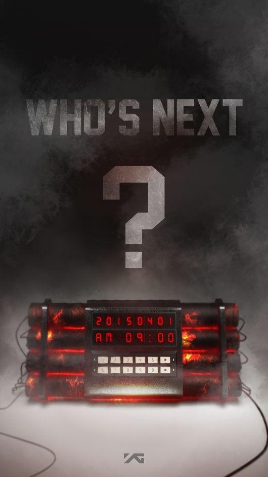 YG、4月1日午前9時に出撃アーティストを公開!