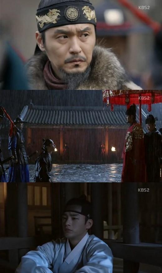 「王の顔」ソ・イングク、殺人未遂の濡れ衣を着せられて監獄へ