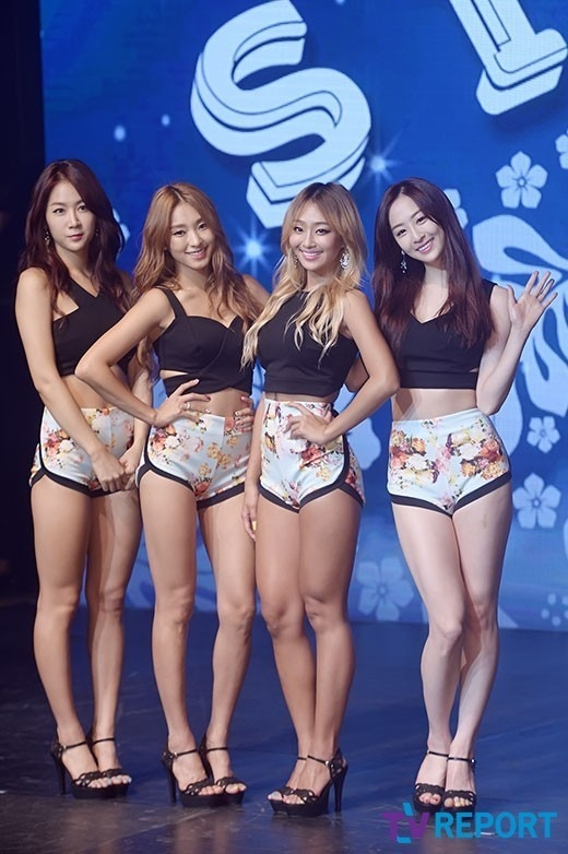 Sistar touch my body xxx version kpop 6