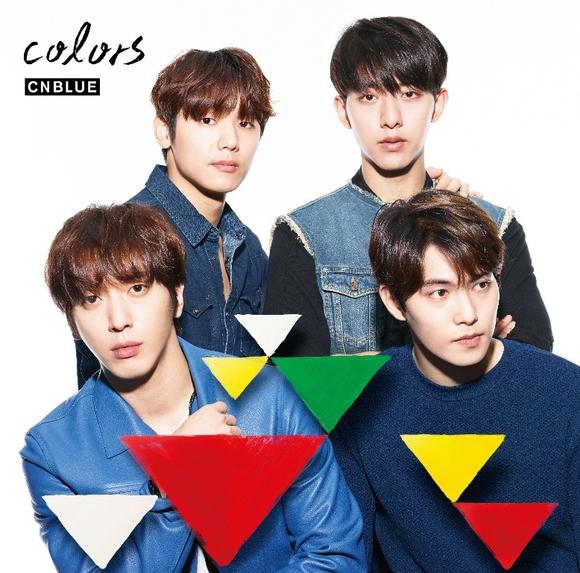 CNBLUE - Colors (Full Japanese Album) K2Ost free mp3 download korean song kpop kdrama ost lyric 320 kbps