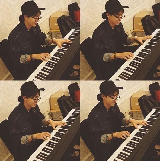 EXO チャンヨル、甘いピアノ演奏で女心を揺さぶる…ロマンチックな雰囲気