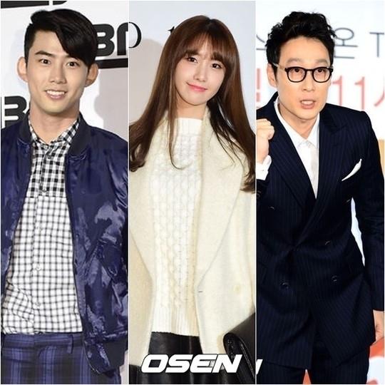 少女時代 ユナ&2PM テギョン&イ・フィジェ「KBS歌謡大祝祭」MCに確定か
