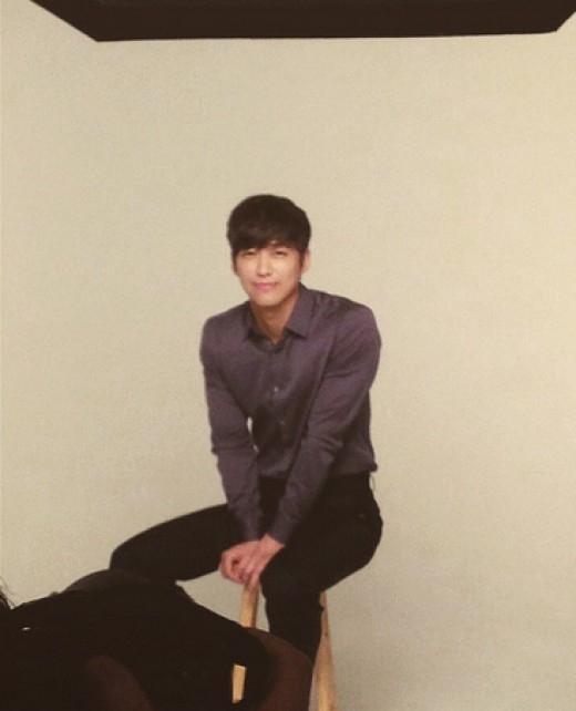 """ナムグン・ミン、SNSで「私たち結婚しました」降板の感想を語る""""ホン・ジニョン、ファイト!"""""""