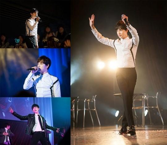 ZE:A シワン、日本ファン1000人と過ごした特別な時間…ファンミーティング盛況裏に終了