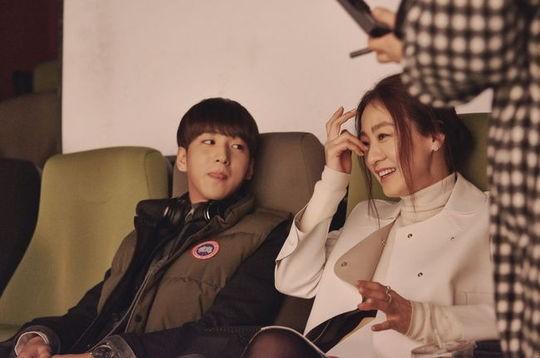 B1A4バロ、短編映画「そうじゃなくて」に出演…ベテラン女優イ・ミヨンと共演