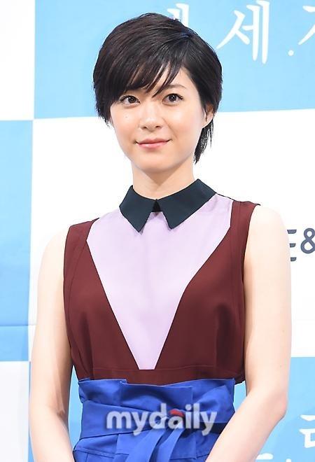 上野樹里、記者会見で韓国人との恋愛に言及「正直に言って…」