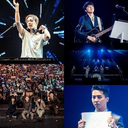 WINNER、中国・上海で「WWIC」開催!約6500人の現地ファンを魅了