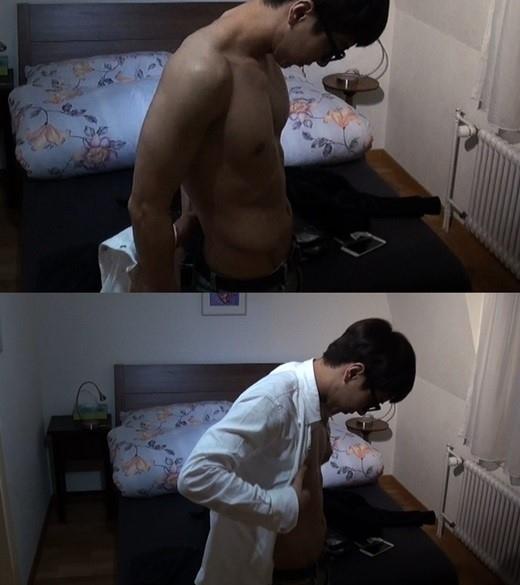 "SUPER JUNIOR イトゥク、鍛え込んだ肉体美を披露""男らしい魅力"""