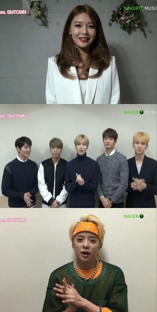 少女時代&SHINee&f(x)メンバーが愛情たっぷりのコメント!可愛い後輩Red Velvetを応援!