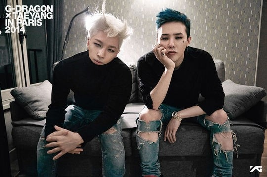BIGBANGの幼馴染みコンビ